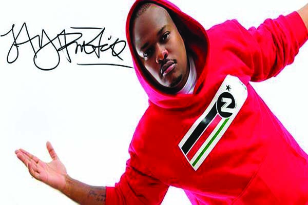Dj Hypnotiq from Kenya