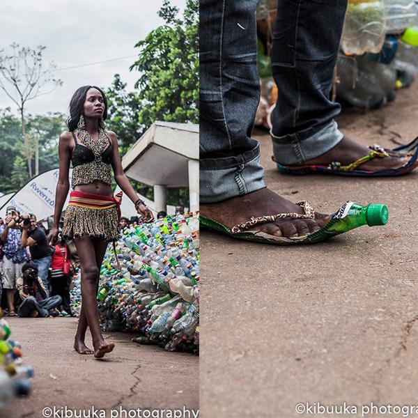 Fashion show at  last year's Bayimba festival