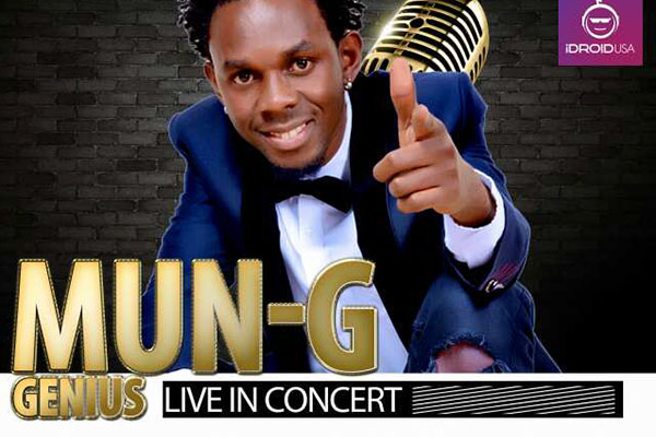 Mun G Successfully Launches His Byayanga Concert - Chano8