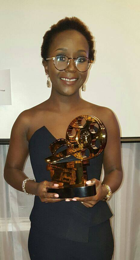 Kansiime scoops the African oscar for favorite comedian