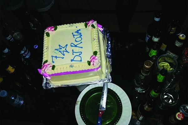 Roja Cake