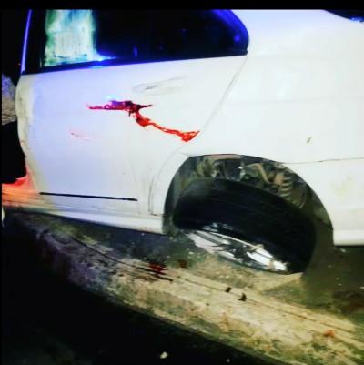 J Capri Jamaican 5 Accident