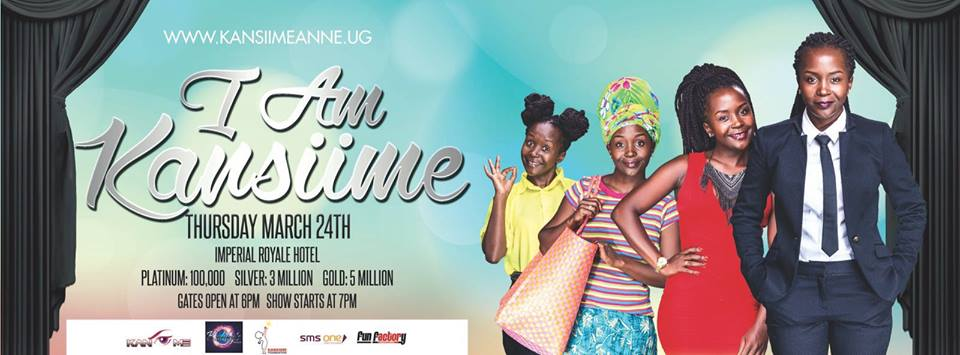 Anne Kansiime reveals the entry fee for her show