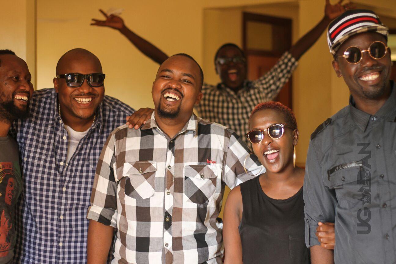 The Ndakwikundira team