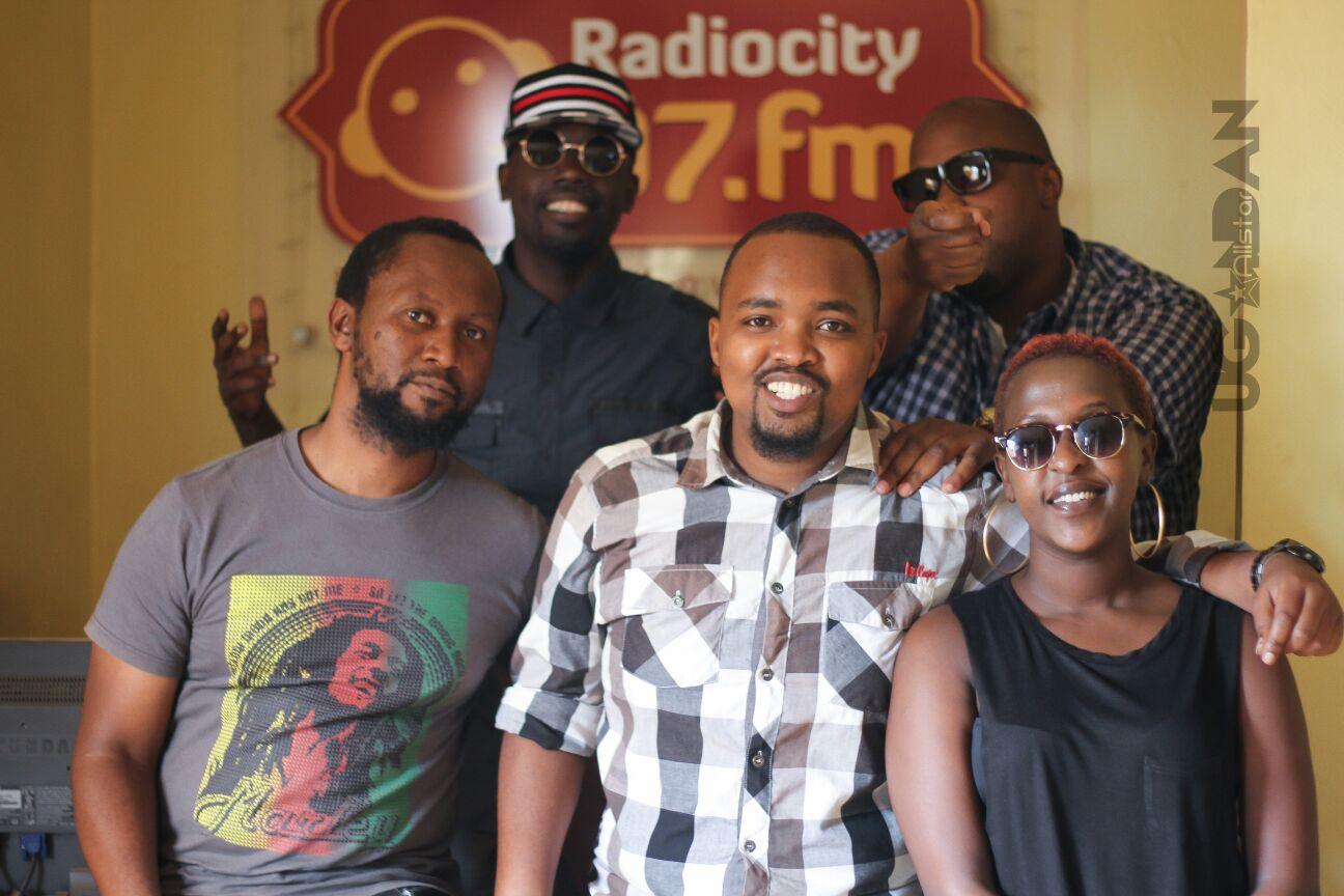 Joe Kahiri, Ruyonga, Mckenzie, The mith and Lillian Mbabazi
