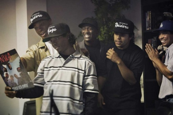The Stars of Straight Outta Compton