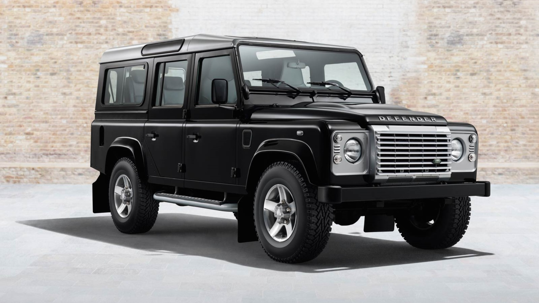 land rover releases a new defender heritage program. Black Bedroom Furniture Sets. Home Design Ideas