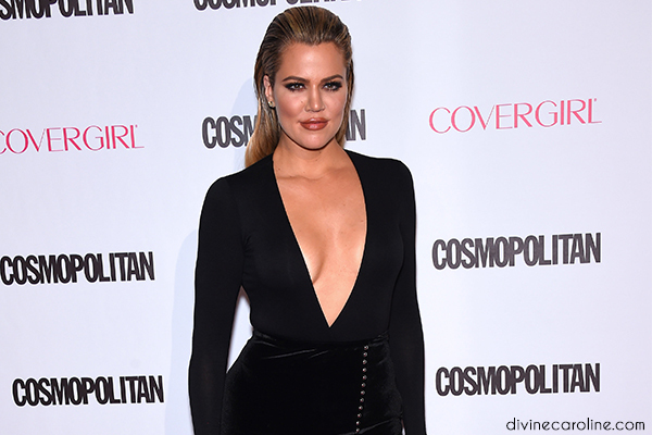 Khloe Kardashian talks about how to get through pain and sadness