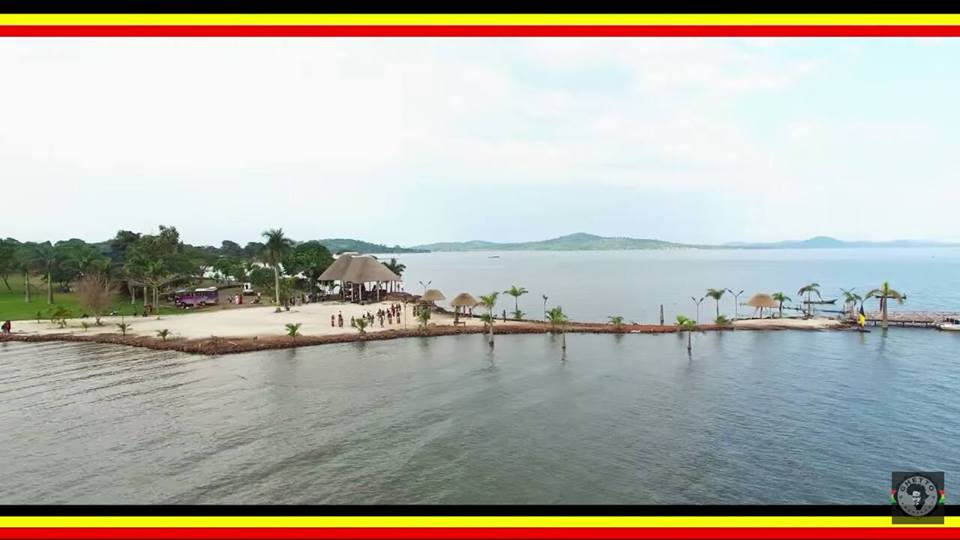 Bobi Wine's Busabala beach will be the place to be come March 28th