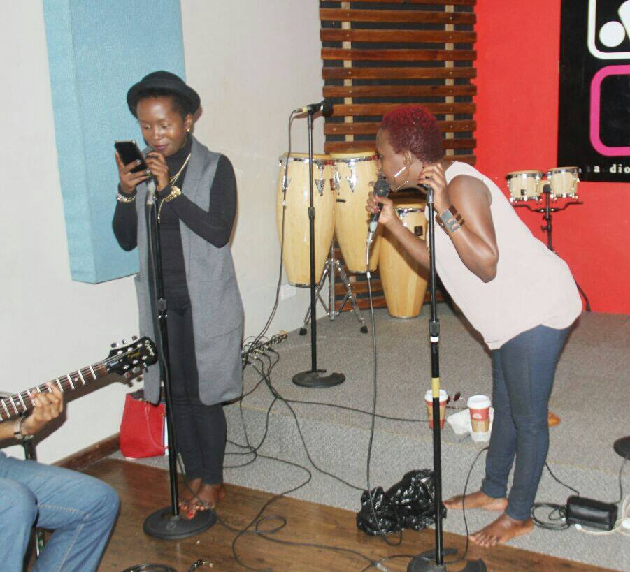Preparations for the I am Kansiime show are already underway