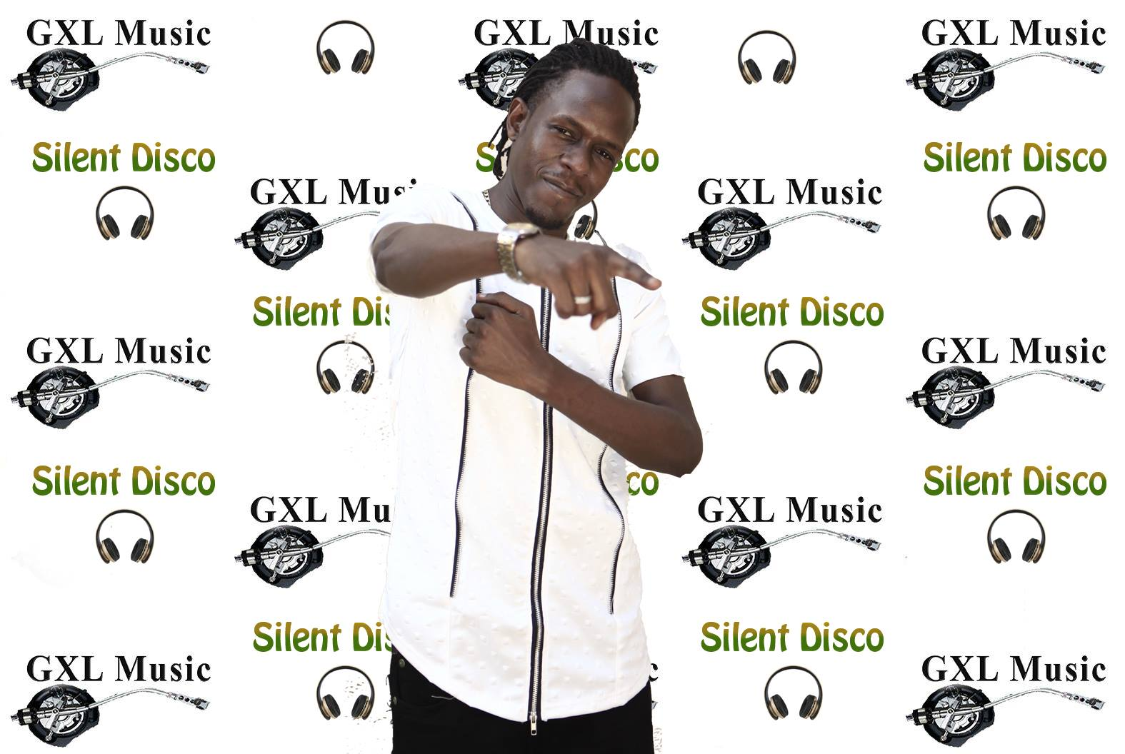 Deejay GXL to rock the silent Disco