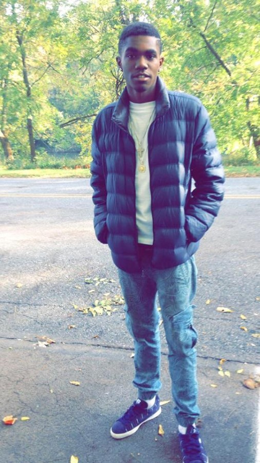 American born Ugandan rapper, Jeff Loud