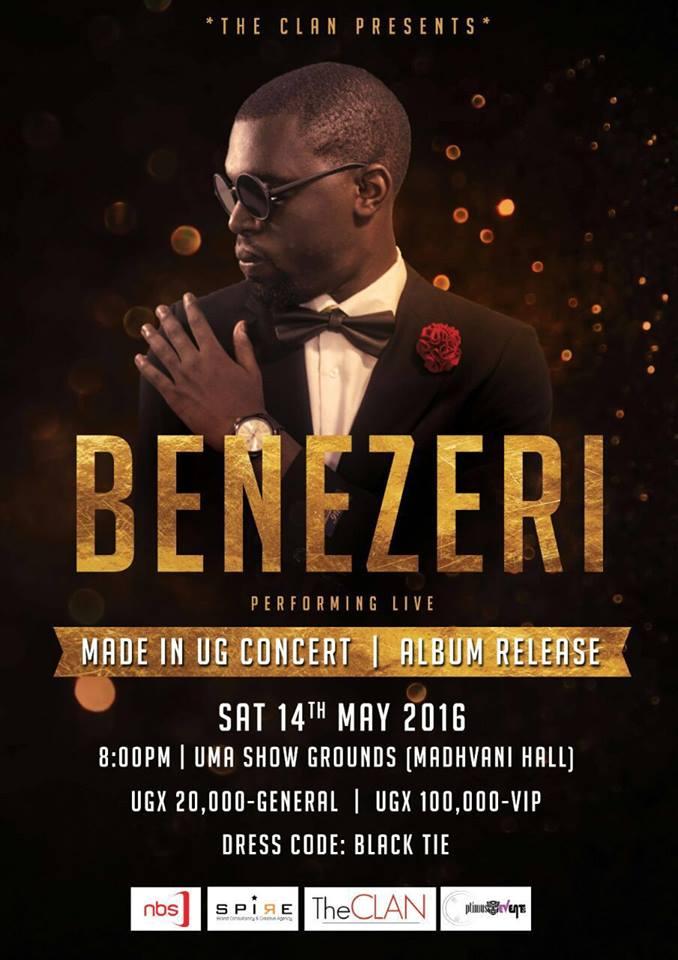 Benezeri ready to thrill fans
