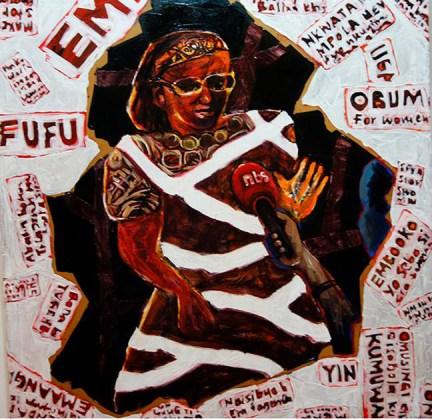 Nyanzi artpiece 1