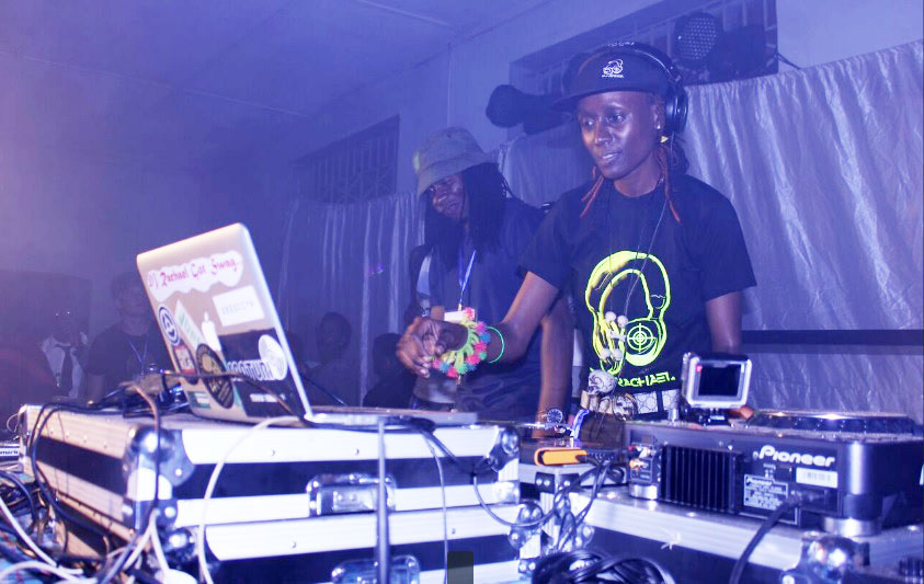 DJ Rachael2