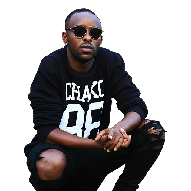 Eddy Kenzo couldn't be happier with the nominations
