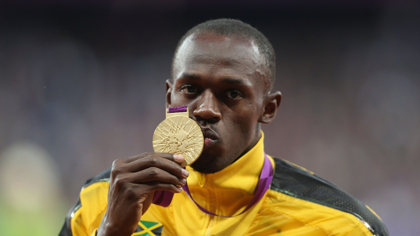 Usain Bolt will be going for gold come the Rio Olympics