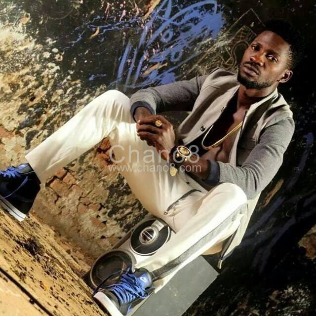 Bobi Wine size yo