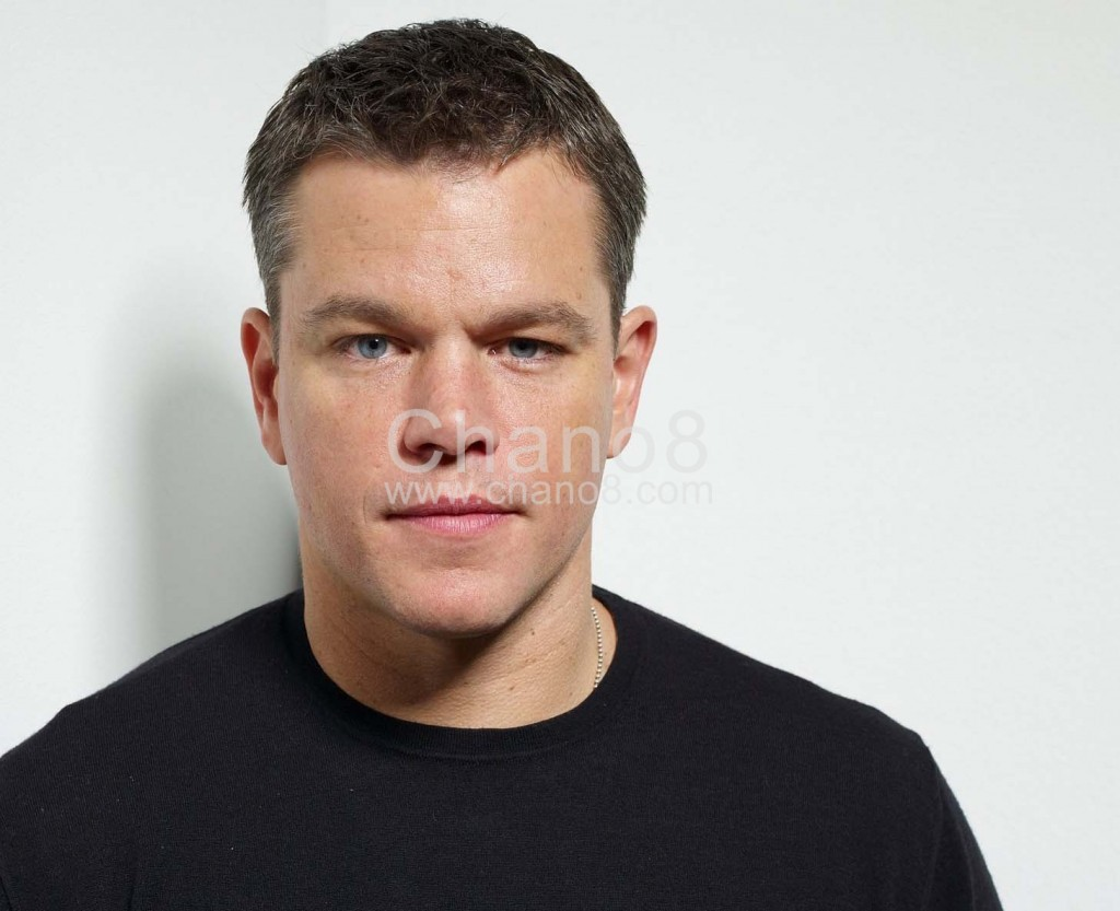 Matt Damon opens up his career