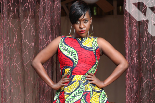 Lillian Mbabazi is definitely one highly talented artiste