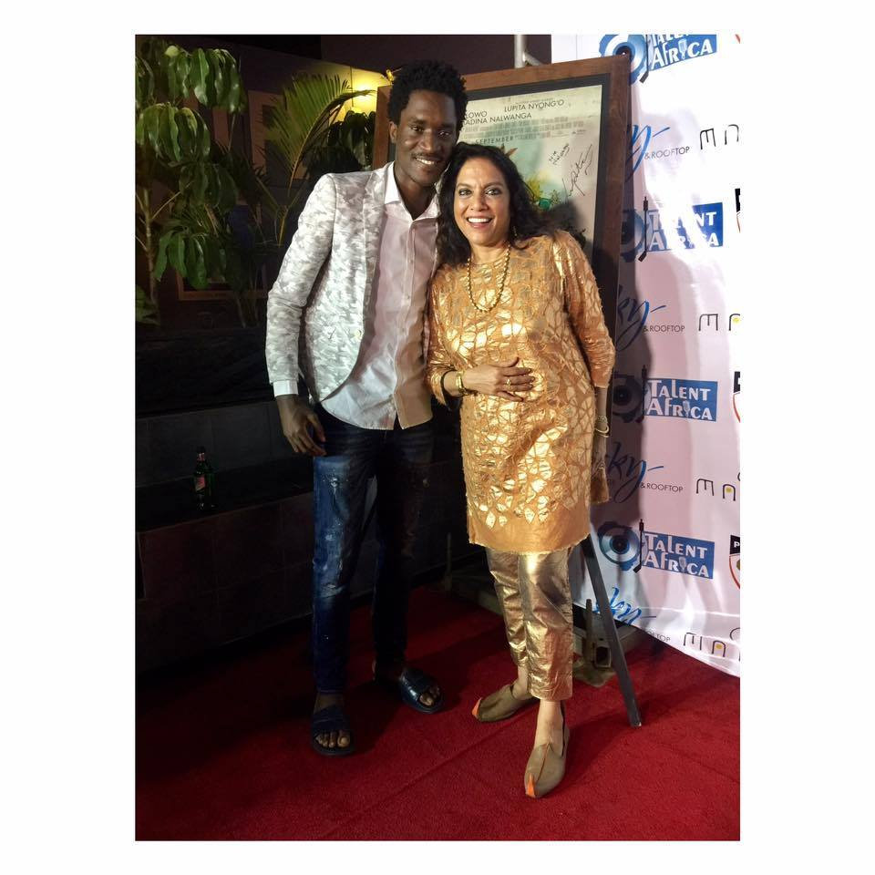 A Pass with the Queen of Katwe director Mira Nair