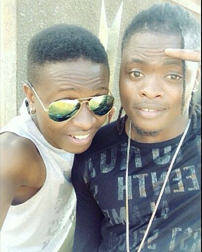 Pallaso shared this photo with his late brother to accompany his birthday message