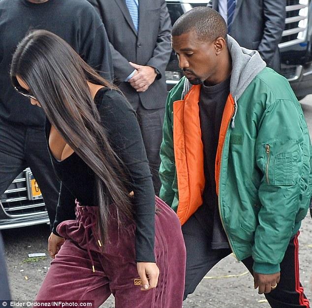 Kim Kardashian and Kanye West plan on upgrading their security to presidential level