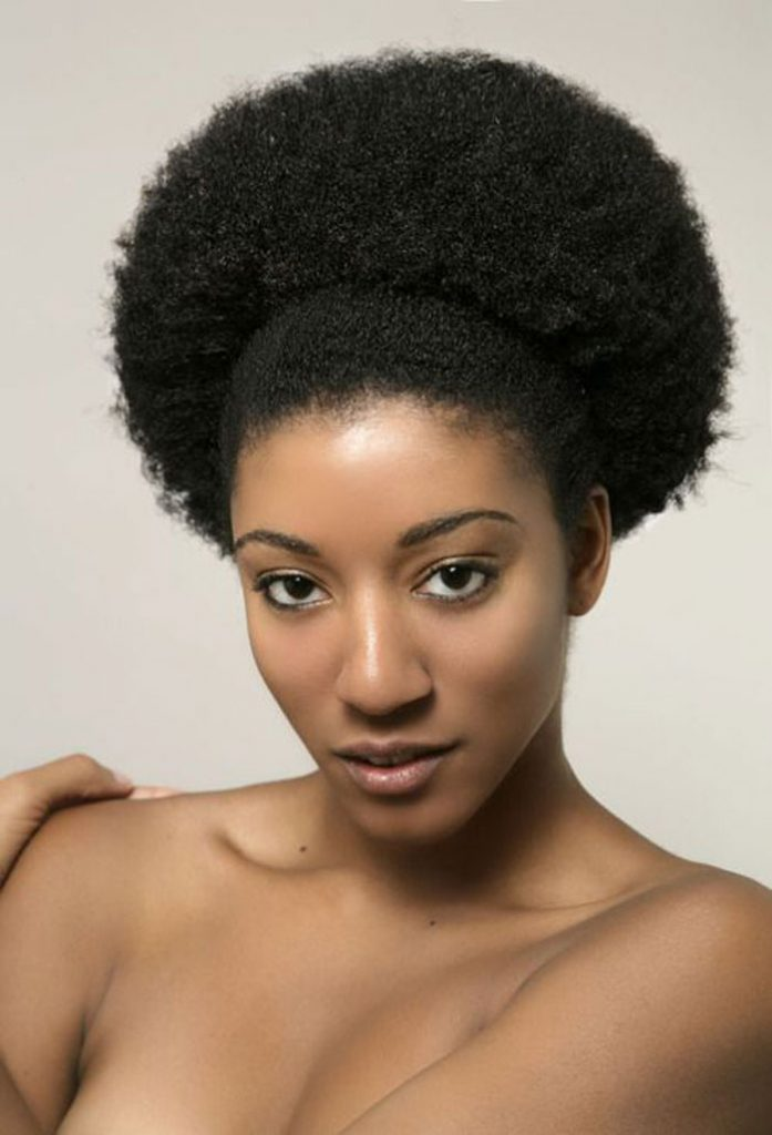 10 Natural Makeup Ideas For Everyday: Ten Golden Rules To Keep Your Natural Hair Healthy And