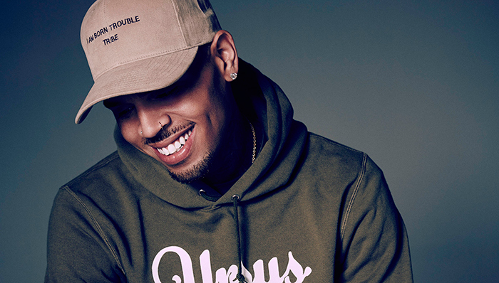 Chris Brown is more than ready to thrill Kenyans tonight