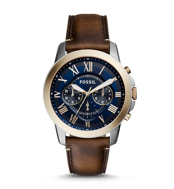 fossil-automatic-dark-brown-watch-kshs-20000