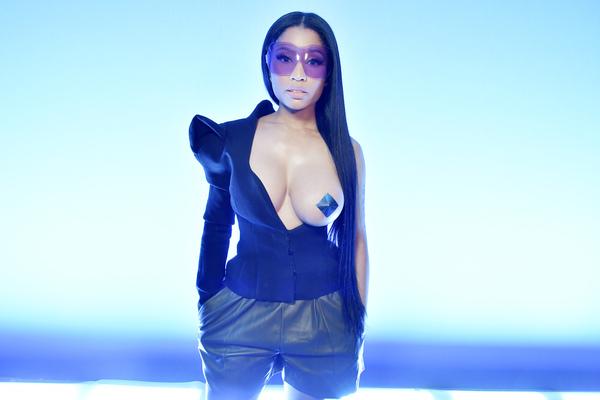 Niki Minaj A La Fashion Week