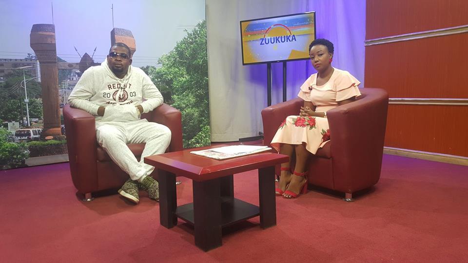 Don Bahati Explains King Lawrence's Absence At Semwanga's Burial