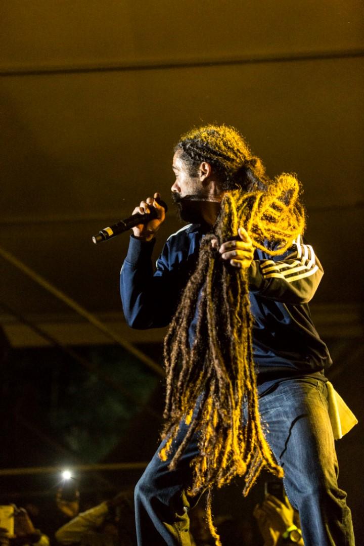 Damian Marley Tour