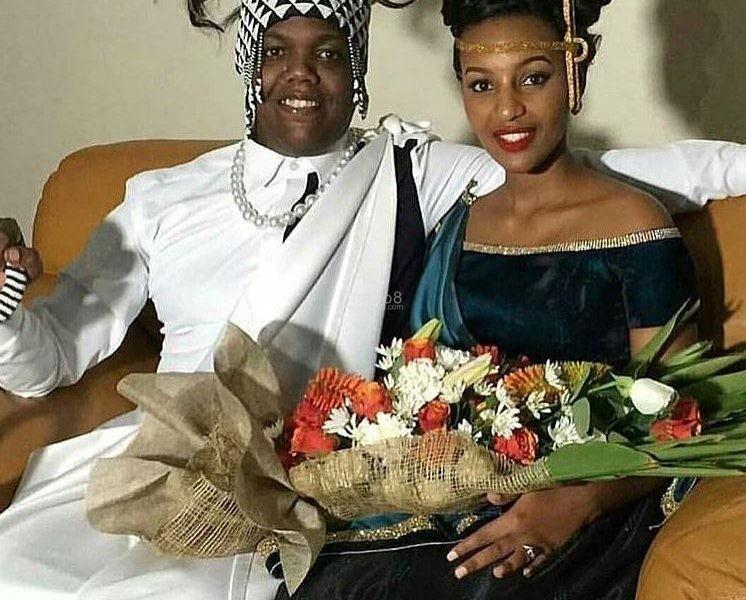 Legendary Tanzanian Rapper AY Finally Marries His Rwandan
