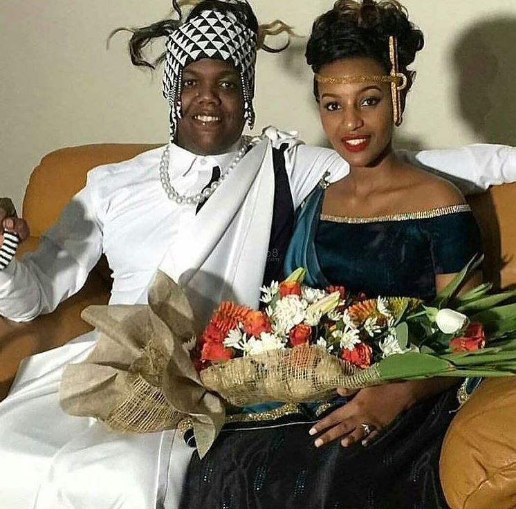 Anita kyarimpa pictures of wedding