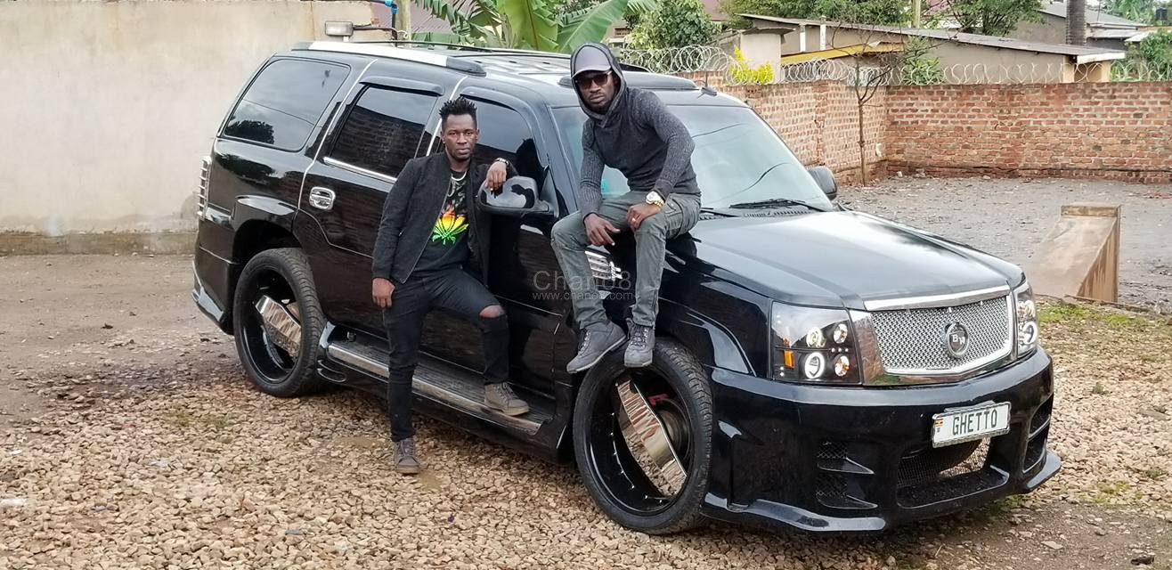 Photos: Bobi Wine's Pimped Monster Ride Back On The Road ...