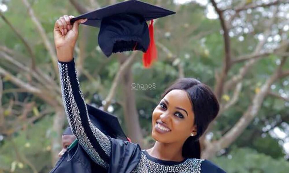 Kfm radio bans singer spice dianas songs spice diana during her graduation at makerere university altavistaventures Choice Image
