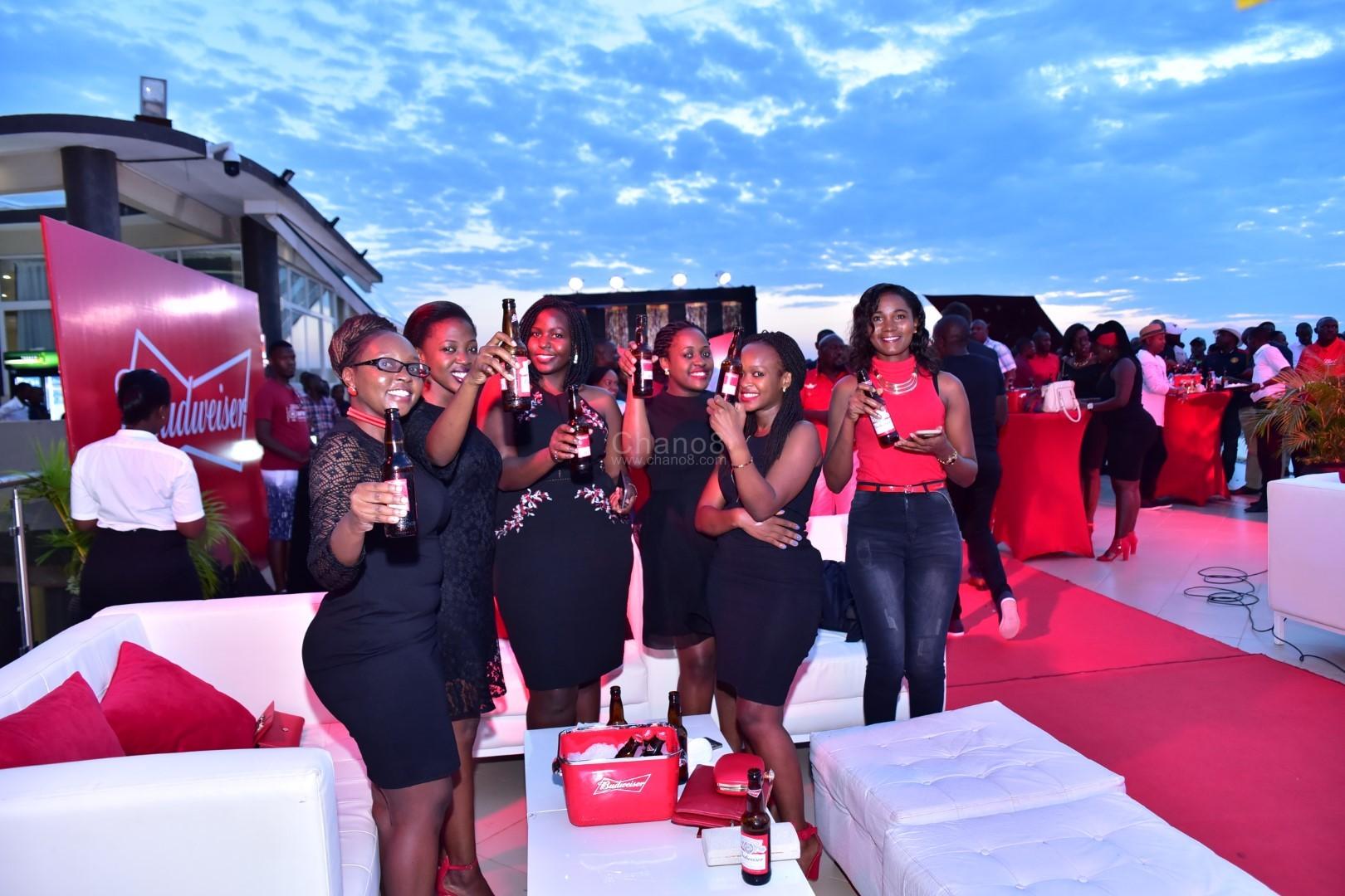 American Beer Budweiser Hits Ugandan Market - Chano8