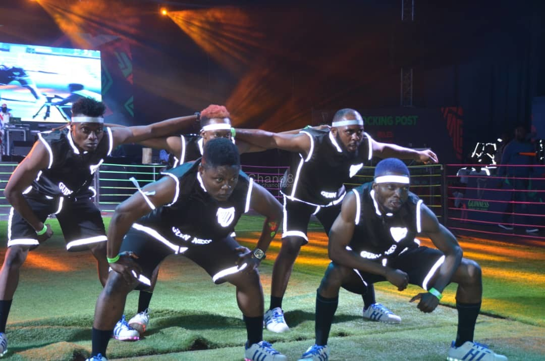 When Bebe Cool And Team Uganda Shone Brightest At The Star