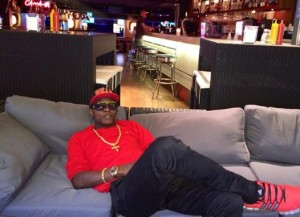 Chameleone in Brussels