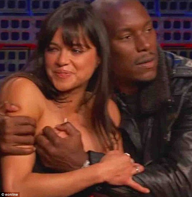 Tyrese consoles Rodriguez