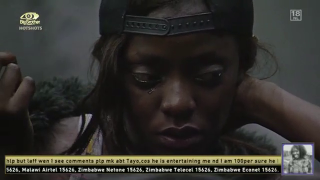 Big Brother Hotshots: Ellah breaks down as she discusses her relationship with Idris