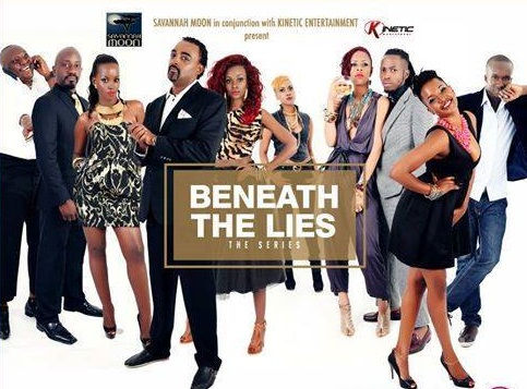 The cast of beneath the lies
