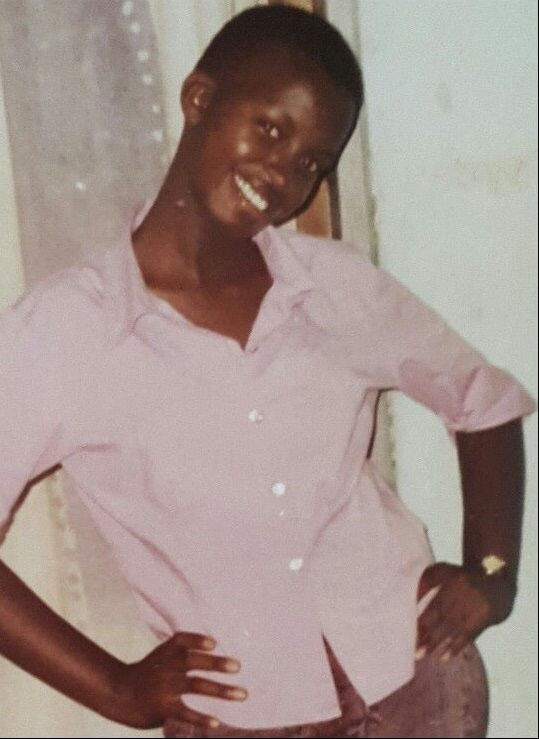 Flavia shares a throw back picture