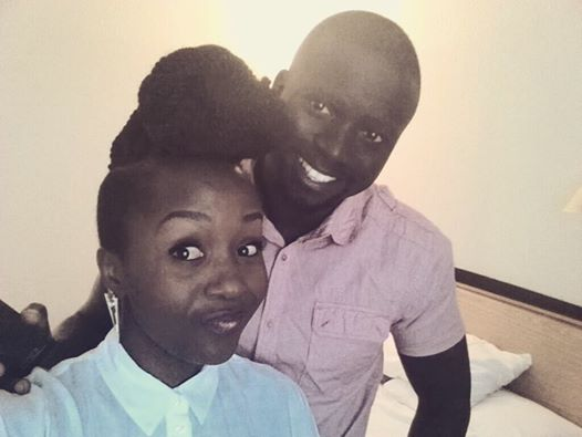 Anne Kansiime and Ojok