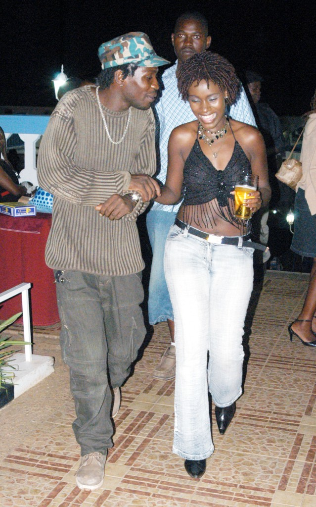 The good old days Juliana Kanyomozi and Bobi Wine