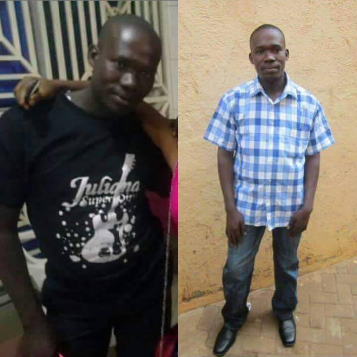 The deceased Owori Vicent. May his soul rest in peace