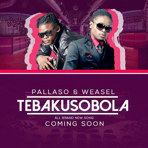 Art work for Pallaso and Weasel's upcoming Tebakusobola