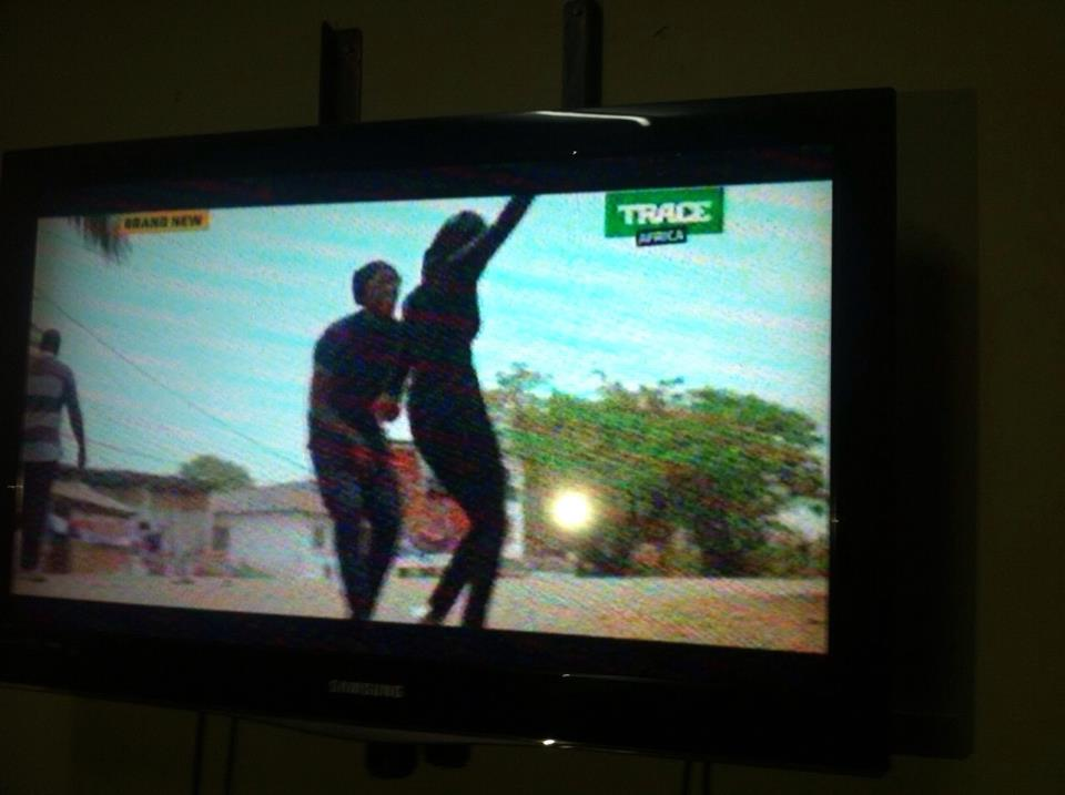 Eddy Kenzo's Chill featuring Gasha plays on Trace TV