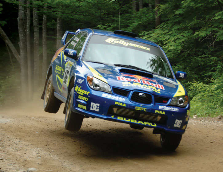 Its almost time you roared your Subaru engines